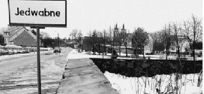 La otra shoá: el caso Jedwabne