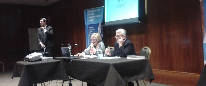 Extractos del acto de apertura de campaña 2014 del Keren Hayesod en Barcelona