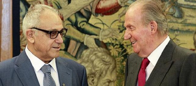 Una cita con el Rey y un seder en Galicia