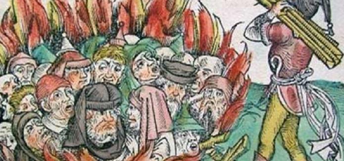 Entender Sefarad (13ª parte): la tragedia de 1391