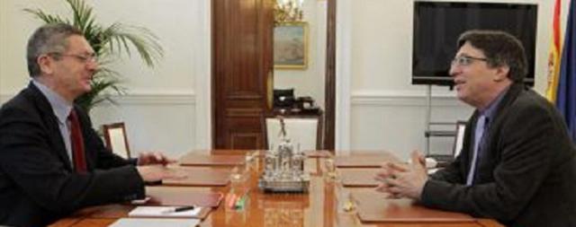 Discursos del Embajador de Israel, Alon Bar, y el Ministro de Justicia, Alberto Ruiz-Gallardón, en la celebración de Yom haAtzmaut en Madrid (7/5/2014)