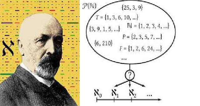 Georg Cantor: hasta el infinito y más allá