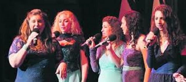 Las maravillosas voces de Carmel A-Cappella