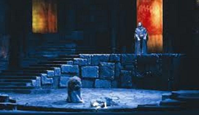 «Elektra» de Richard Strauss, dirigida por James Levine