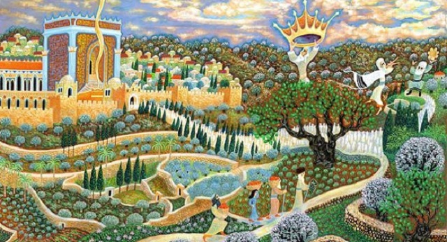 Shavuot–Its Origins, Significance, Customs…and a Story