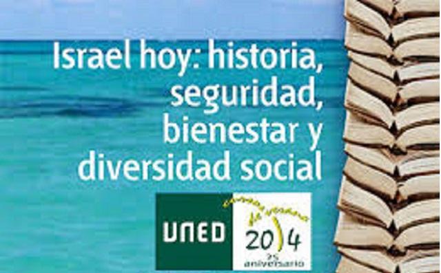 Israel hoy, un curso de la UNED con su director Alfredo Hidalgo Lavié