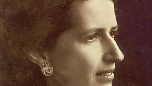 """""""La travesía de la noche"""" de Geneviève de Gaulle"""