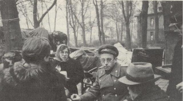 """El infierno de Treblinka"", de Vasili Grossman con Horacio Kohan"