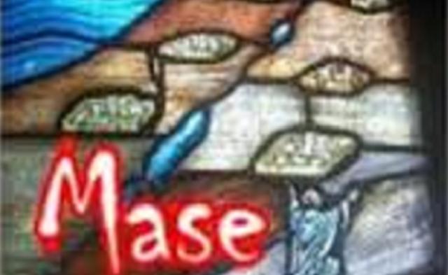 Masé, con el rabino Moshe Bendahan