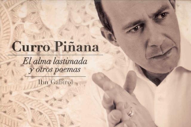 El cantaor Curro Piñana y el flamenco Ibn Gabirol