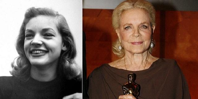 Adiós a la magnética Lauren Bacall,  con Alejo Moreno