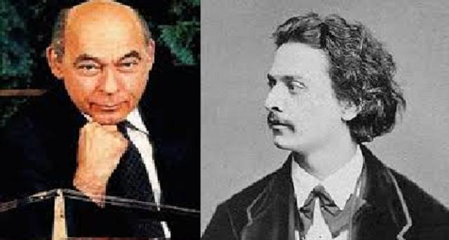 Janos Starker y David Popper: chelos judíos