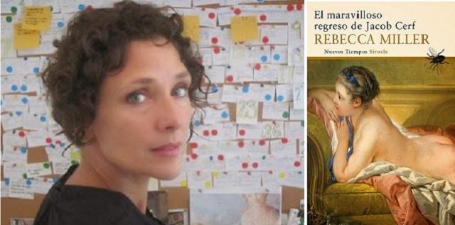 """""""El maravilloso regreso de Jacob Cerf"""" de Rebecca Miller, con Clara Ministral"""