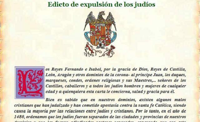 Entender Sefarad (25ª y última parte): partimos de tierras españolas, nos vamos a conocer otros destinos judaicos