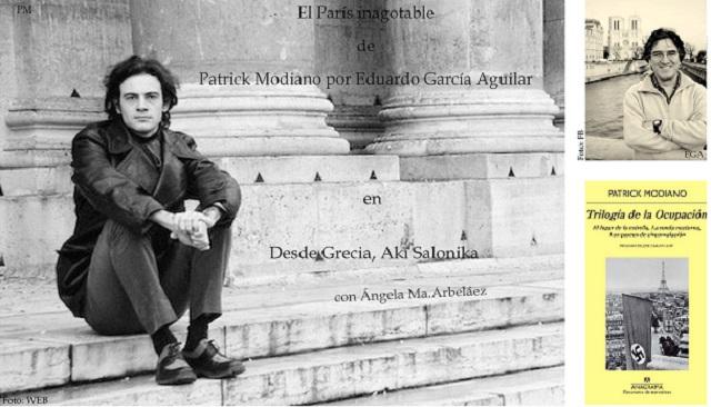 """El París inagotable de Modiano de Eduardo García Aguilar & In Memoriam de Oscar Florentin Z""""L, sobreviviente de la Shoá"""