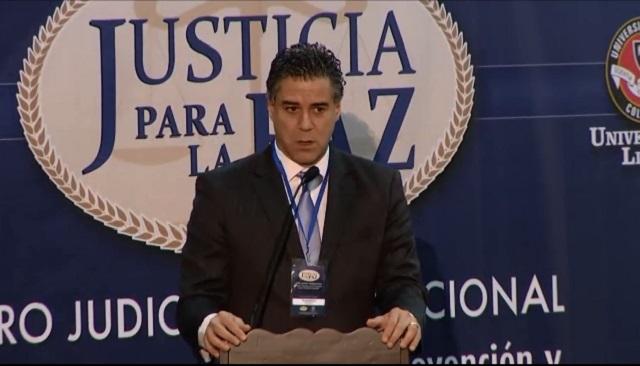 """Discurso """"La Shoá. Un punto de partida ineludible en los estudios sobre Genocidio"""", con el juez Daniel Rafecas"""