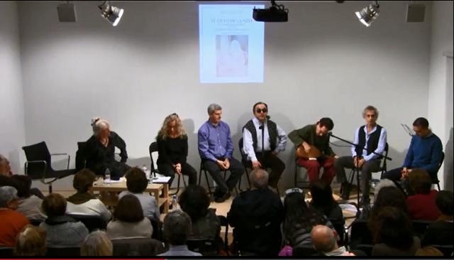 El ciclo de vida en el repertorio musical de las comunidades sefardíes de Oriente (Centro Sefarad-Israel, Madrid, 27/2/2013)