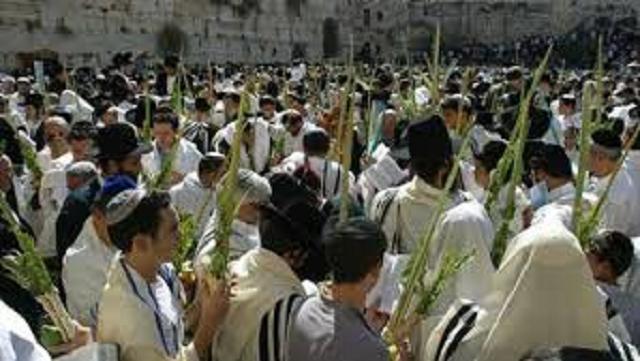 Sucot: una de las tres peregrinaciones, con rab Moshe Bendahan