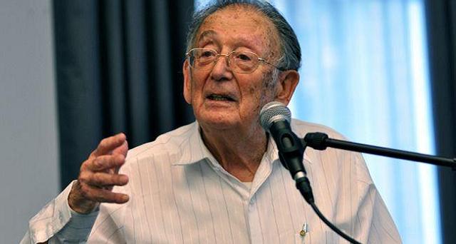"""Conferencia """"¿Era el rescate una posibilidad realista durante el Holocausto?"""", por Yehuda Bauer (Centro Sefarad-Israel, Madrid, 25/11/2014)"""