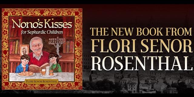 """Flori Senor Rosenthal:  """"Nono's Kisses""""—A Ladino Book for Children"""