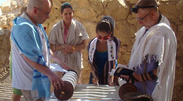 El lugar del mundo judío en Israel, con rab Uri Ayalon (Bet-El, Madrid, 3/12/2014)