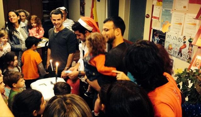 Janucá y Navidad en el Instituto Cervantes
