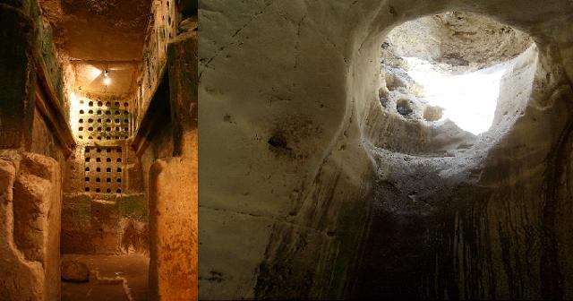 Beit Guvrin, la ciudad de las cuevas