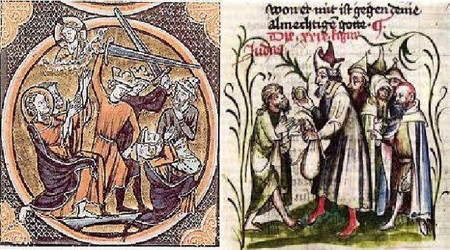 Los orígenes de Ashkenaz (4ª parte): burgueses y cruzados