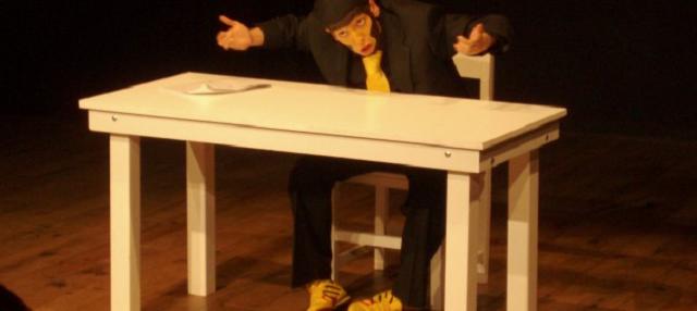 """""""El Mono"""" de Franz Kafka, con Rut Castronuovo"""