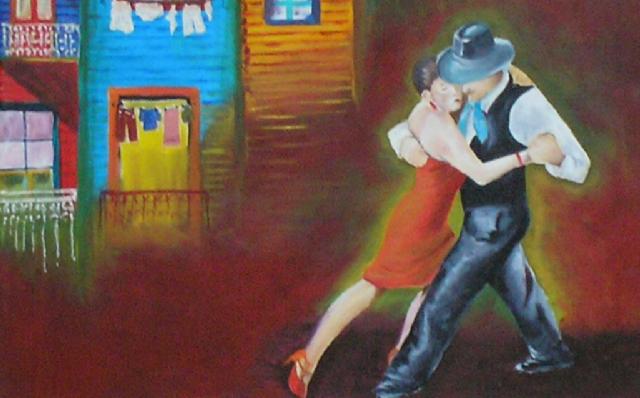 Tango y barrio