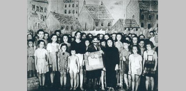 Dr. Joseph Toltz:  Brundibar–Children's Opera in the Theresienstadt Concentration Camp