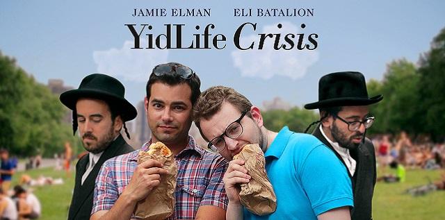 Jamie Elman and Eli Batalion's YidLife Crisis