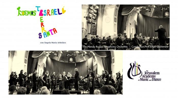 Orquesta Mendi Rodan de la JAMD-Hanan Leberman & Israel: cristianismo, música y creación