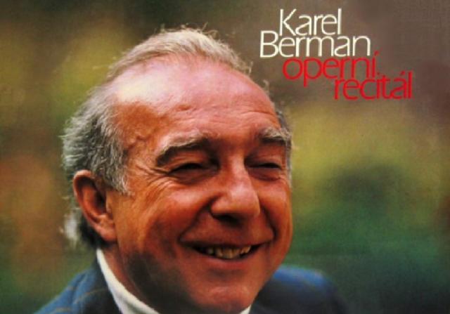Karel Berman: una voz templada en el campo de Terezin