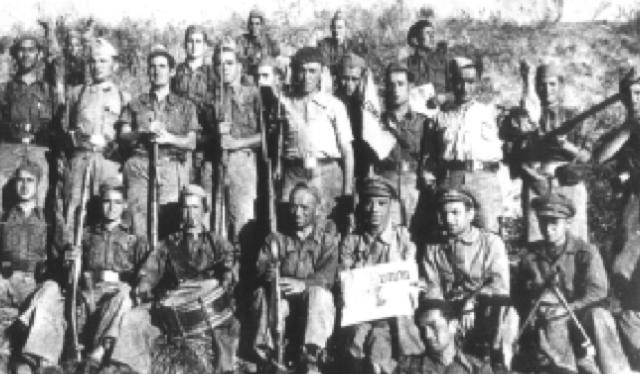 la guerra civil espanola de 1936: