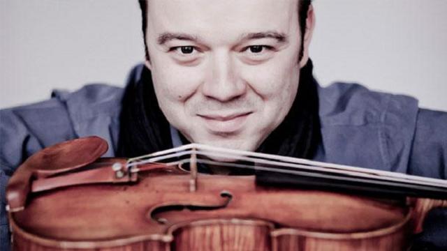 Vadim Gluzman y el Concierto para violín y orquesta de Korngold