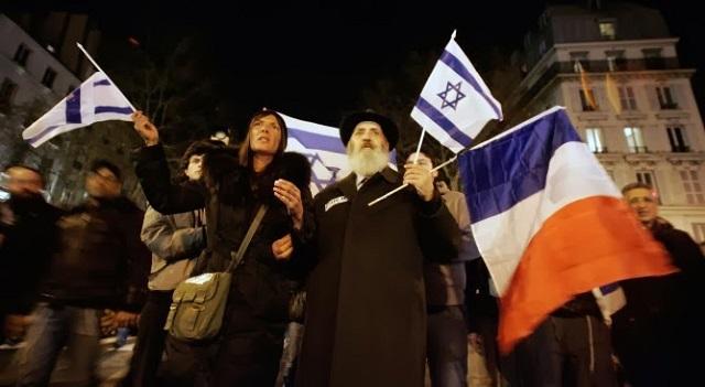 Los judíos franceses: en un momento crucial de su historia, con Ariel Amar