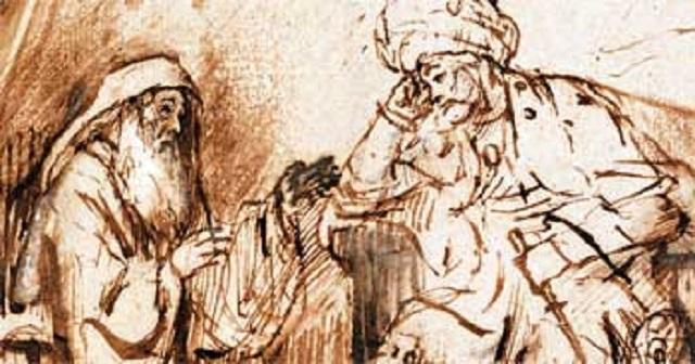 Salmo 34: David canta Alabanzas a la bondad del Señor