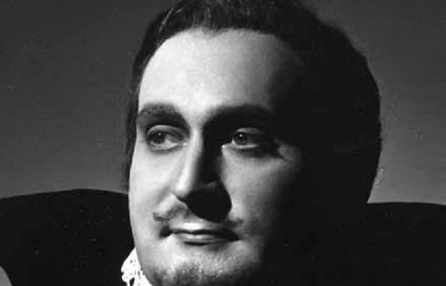 """""""Simon Boccanegra"""" de Verdi, con Richard Tucker"""