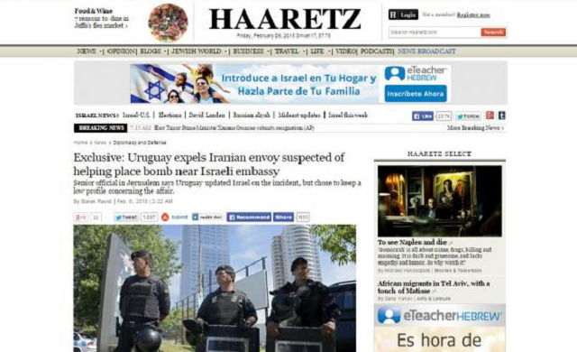 Uno o dos atentados contra una embajada, un iraní y un Uruguay confuso, con David Malowany