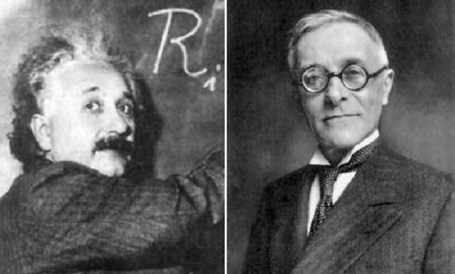 Tullio Levi-Civita, inventó el cálculo tensorial y ayudó a Einstein a desarrollar sus teorías