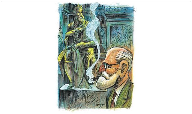 Moisés, el monoteísmo y Freud, con Maximiliano Diel