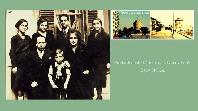 """""""En Salónica donde me engrandecí…comeres de la madre"""", con  Dário Sevy (1927, sobreviviente de la Shοá)"""