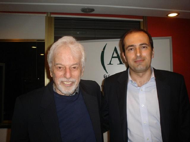 El multiforme genio de Alejandro Jodorowsky, con Diego Moldes