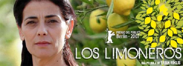 """Los limoneros (Etz Limon)"" (2008), de Eran Riklis (Israel –  Alemania – Francia)"