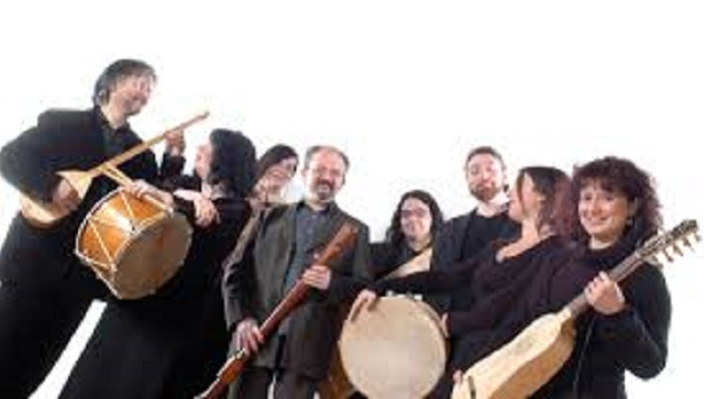 Un Pesaj italiano con Ensemble Lucidarium