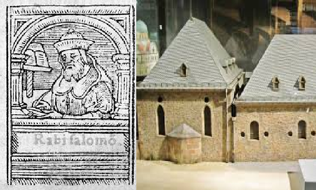 Los orígenes de Ashkenaz (9ª parte): la ciudad de Worms y la historia del Rashi