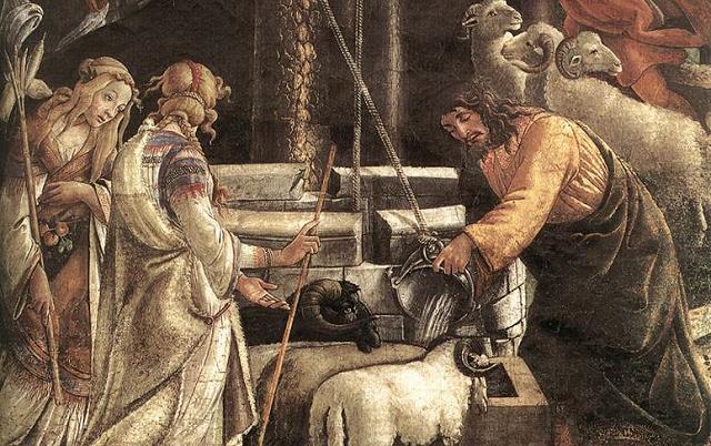 Jetró y Séfora: el suegro y la esposa de Moisés