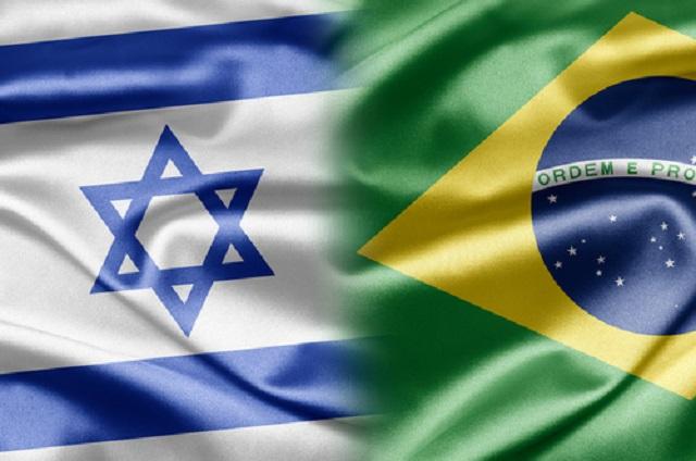 Dos iniciativas para estrechar lazos brasileño-israelíes