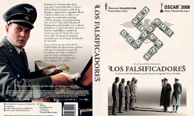 """""""Los falsificadores (Die fälscher)"""" (2007), de Stefan Ruzowitzky (Alemania – Austria)"""